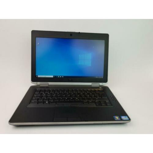 Dell Latitude E6430 Laptop i5 3e Generatie 4GB 320GB -