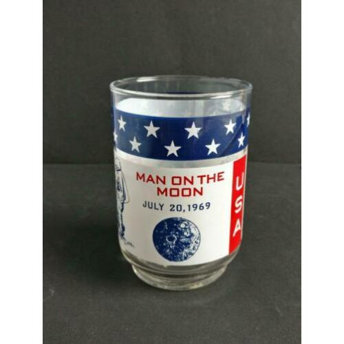 "Glas ""Man on the moon"" (R6)"