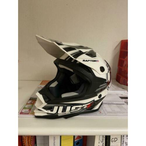 Just 1 moterhelm s/m