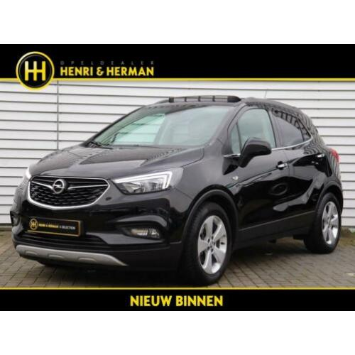Opel Mokka X 140pk Turbo Innovation (NL AUTO!/Winterpakket/O