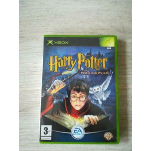 Harry Potter en de Steen der Wijzen Philosopher's Stone xbox