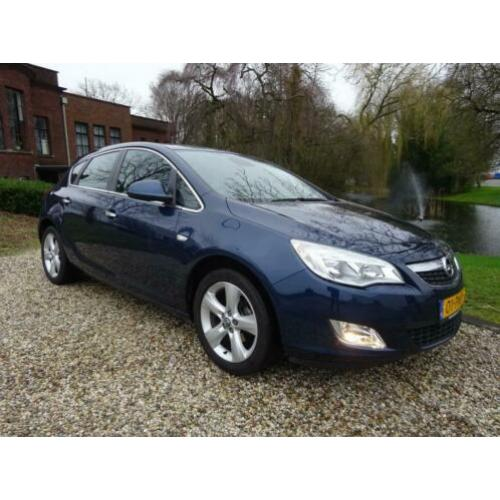 Opel Astra 1.4 Turbo Edition AIRCO/cruise dealer onderhouden