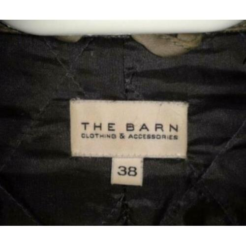The Barn trenchcoat 38
