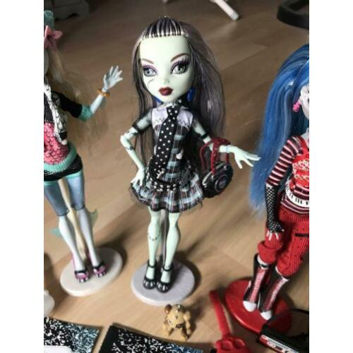 Monster high First Wave pop - Frankie Stein
