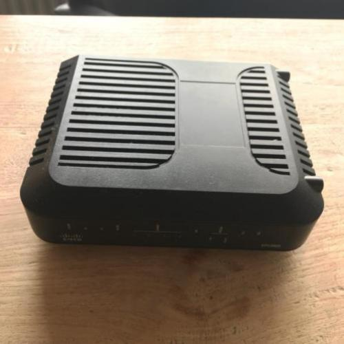 Cisco EPC wifi modem (draadloze router)